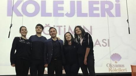 Bahçeşehir Okyanus Koleji Kampüsler Arası Münazara Turnuvası Şampiyonu!