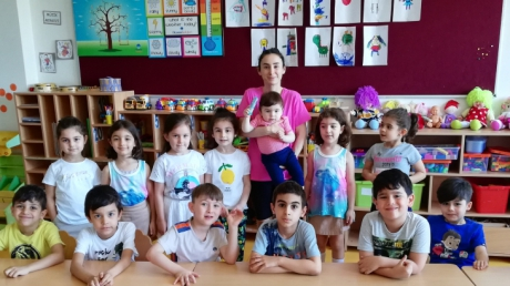 Bahçeşehir Yıldızlar Grubu Aile Katılımı Etkinliğinde