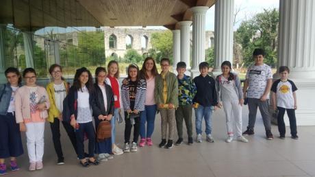 Bayrampaşa Okyanus Ortaokul Öğrencileri Cambrıdge Sınavında!