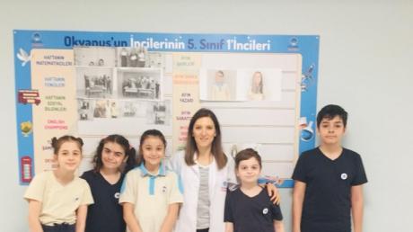 Bayrampaşa Okyanus Ortaokulu Writing Star Yarışması
