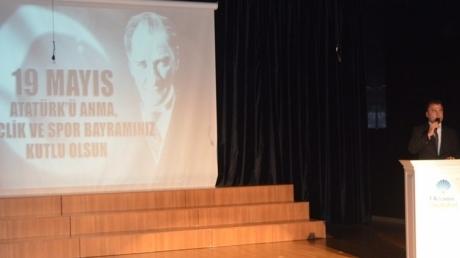 Beykent Okyanus kolejinde 19 Mayıs Atatürk'ü Anma Gençlik ve Spor Bayramı Coşkuyla Kutlandı.