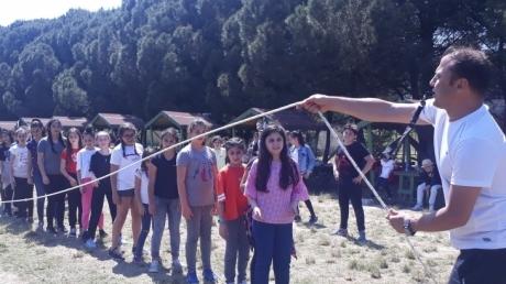 Beykent Okyanus Ortaokul Kademesi Öğrencilerinin Yıl Sonu Pikniği