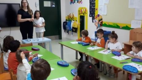 Beylikdüzü   Okul Öncesi   Rüzgar  Aile Katılımı Etkinliğinde