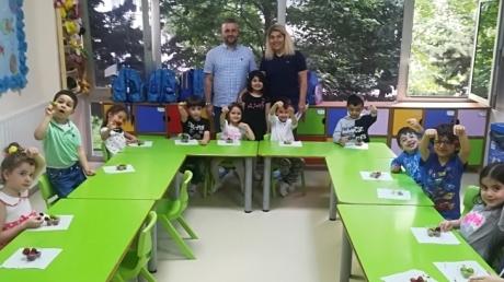 Beylikdüzü Okul Öncesi Yıldızlar Grubu Aile Katılımında