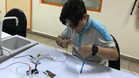 Beylikdüzü Okyanus Koleji ''Fen Bilimleri Zümresi LUS Sınavı''