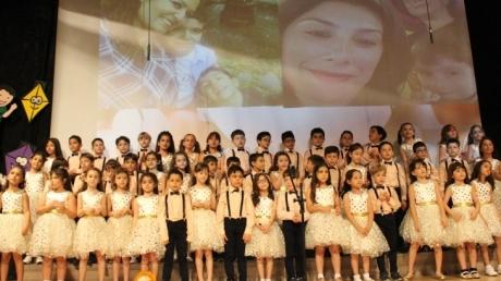 Bornova Okyanus Koleji 1. Sınıf Öğrencilerinin Okuma Bayramı Sevinci