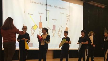 Bornova Okyanus Koleji Mayıs Ayı Kişisel Gelişim Dersleri