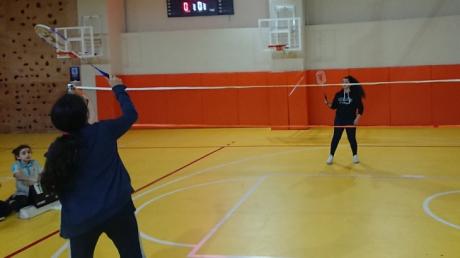 """Çekmeköy Okyanus Koleji Beden Eğitimi Zümresi tarafından düzenlenen Nisan ayı """"Sınıflar Arası BadmintonTurnuvası"""" sonuçlandı!"""