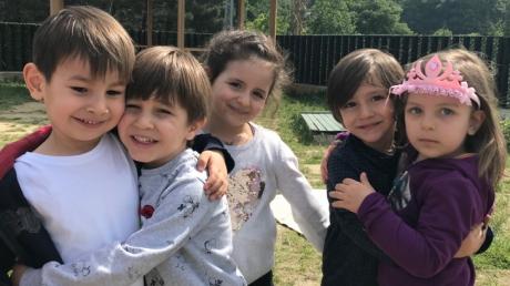 Çekmeköy Okyanus Koleji, Okul Öncesi Çiçekler Grubu İngilizce Play-time Dersinde
