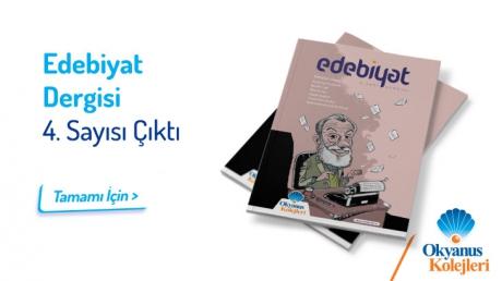 Edebiyat Dergisi 4. Sayı Çıktı!