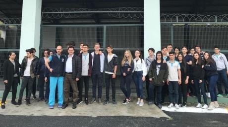 Fatih Okyanus Koleji Anadolu Lisesi Sosyal Sorumluk Projelerine Devam Ediyor