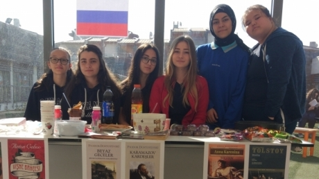 Fatih Okyanus Koleji'nde Culture Fest Etkinliği