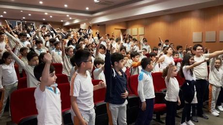 Fatih Okyanus Koleji'nde Öğrencilerimize 'İlk Yardım' Semineri düzenlendi.