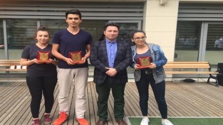 Fatih Okyanus Koleji Nisan Ayı Örnek Öğrencilerini Seçti…