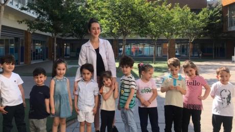 Fatih Okyanus Koleji Okul Öncesi Kuşlar Grubu Oyun Dersinde