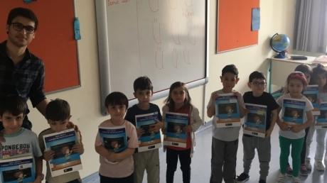 Gökkuşağı Grubu İlkokula Hazırlık Dersinde
