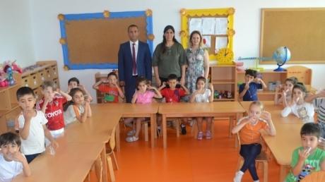 Güneş Sınıfı Aile Katılım Etkinliğinde