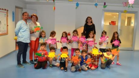 Güneş Sınıfı Aile Katılımı Etkinliğinde