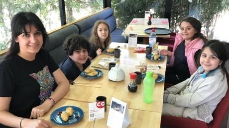 İlkokul 3.sınıf Çince dil kulübü