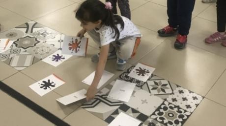İlkokul Kademesi Öğrencileri İngilizce Koridor Etkinliğinde