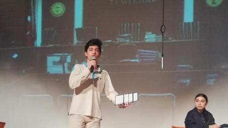 Kemerburgaz Okyanus Koleji Kampüsünde Münazara Yarışması