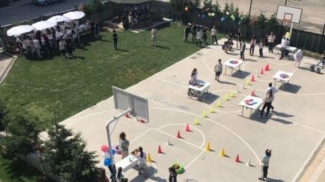 Mavişehir Okyanus Koleji Ortaokul Kademesinde 1. Maths Day Heyecanı Yaşandı