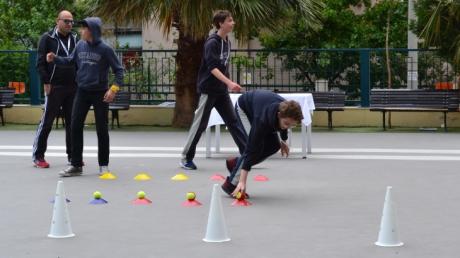 Mavişehir Okyanus Koleji Ortaokul Kademesinde Maths Days Heyecanı