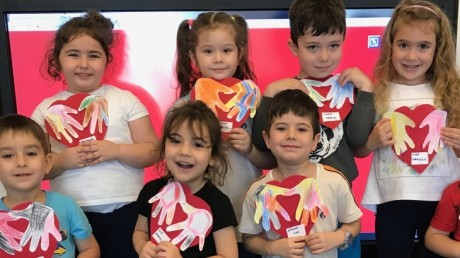 Nilüfer Okyanus Koleji Yunuslar Grubu Öğrencileri Sanat Etkinliğinde