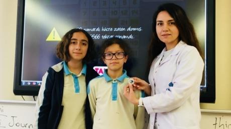Okyanus Koleji Bahçelievler Şubesi Ortaokul 5. Sınıflar Kitap Okuma Yarışması