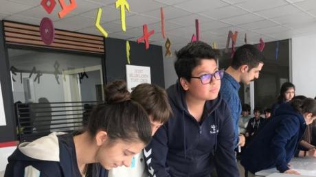 Okyanus Kolejleri Eryaman Şubesinde Türkçe Günü Çoşkuyla Kutlandı