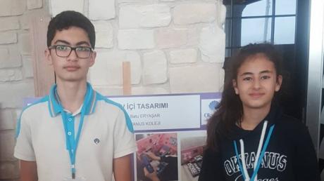 Ortaokul Öğrencileri Obit'e (Okyanus İnovasyon Ve Tasarım Yarışması)Katıldı