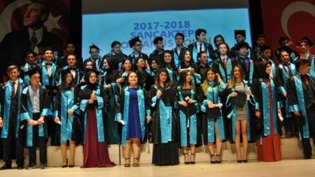 Sancaktepe Okyanus Anadolu Lisesi 2017-2018 Mezuniyet Töreni