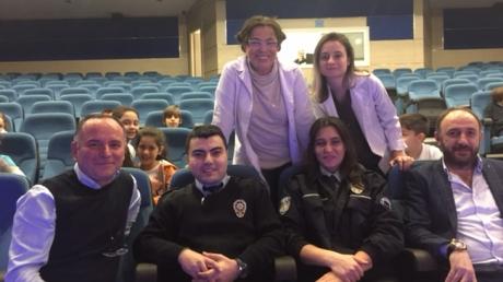 Sancaktepe Okyanus Koleji 3.Sınıflar Sosyal Sorumlulukları Biliyor.