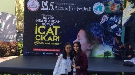 Üsküdar Üniversitesi 5. Bilim ve Fikir Festivali