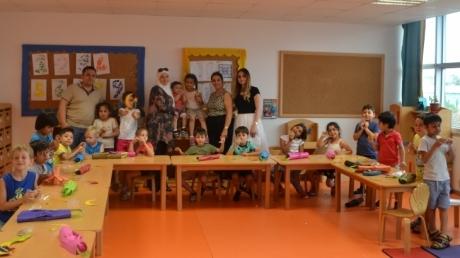 Yıldızlar Sınıfı 'Aile Katılım' Etkinliğinde