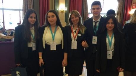 2. O'MUN Konferansı Antalya'da Gerçekleştirildi