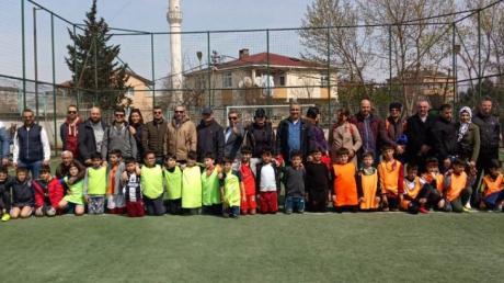 6 Nisan Kış Spor Okulu ve Sportif Kulüp Etkinliği…