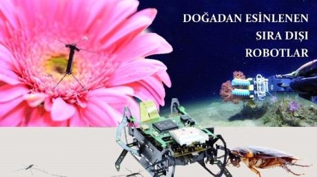 Fen Bilimleri Zümresi Tarafından Düzenlenecek olan 'Doğadan Esinlenen Sıradışı Robotlar' e-semineri