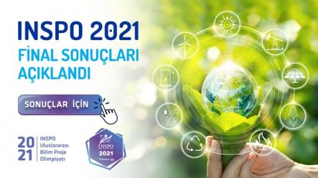INSPO 2021 Finallerinde 83 Proje Yarıştı...