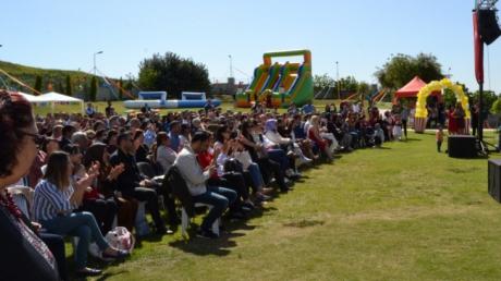 Adana Okyanus Koleji 23 Nisan Ulusal Egemenlik ve Çocuk Bayramını Coşku ile Kutladı.