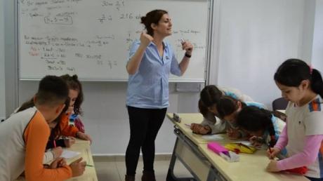 Adana Okyanus Koleji 4.Sınıf Öğrencileri Ortaokula Hazırlanıyor...