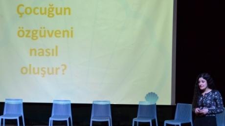 Adana Kampüsü İlkokul Velileri Anne-Baba Atölyesinde Buluştu