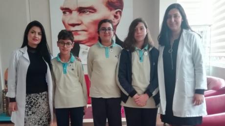 Adana Okyanus Koleji Mart Ayı MyOn birincileri belli oldu.