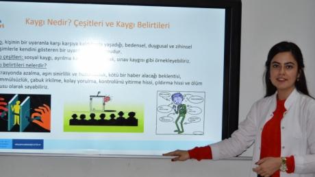 Adana Okyanus Ortaokulu Kişisel Gelişim Dersi Devam Ediyor!