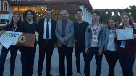 Ataşehir Okyanus Koleji Obit Finallerinde