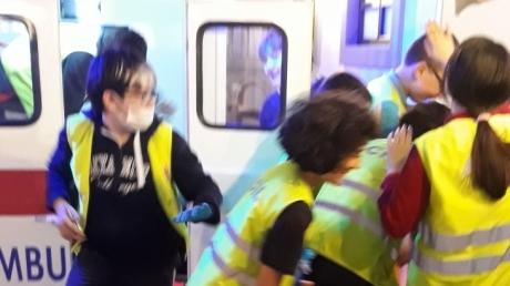 Ataşehir Okyanus Koleji Ortaokul Öğrencileri KidzMondo'da Meslekleri Tanıdı.