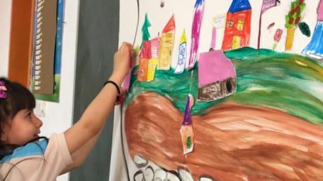 Bahçelievler Okyanus Koleji 1. Sınıf Öğrencileri Yazar Etkinliğinde