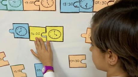 Bahçelievler Okyanus Koleji İlkokulu 3. Sınıflar Matematik Dersinde