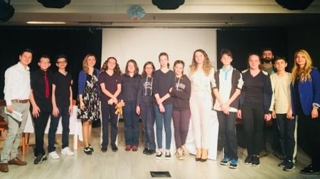 """Okyanus Koleji Bahçelievler Şubesi Ortaokul 7. Sınıflar """"Debate"""" Yarışması Çeyrek Final"""