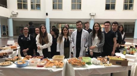 Bahçeşehir Okyanus Koleji Öğrencilerinden Barınağa Destek